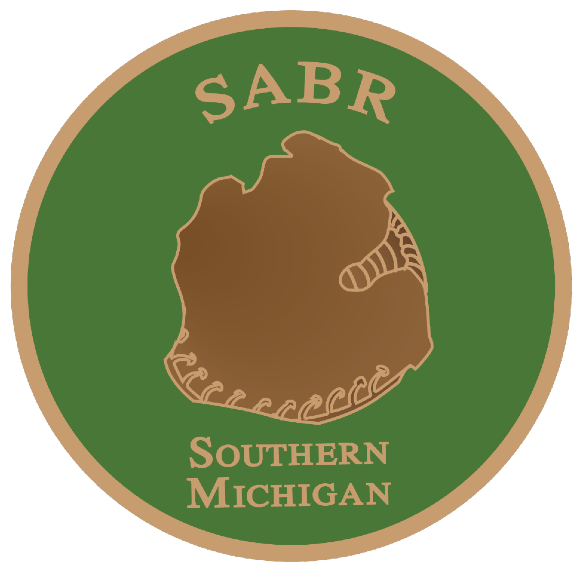 SABR Detroit and West Michigan Chapters merge to form new Southern Michigan Chapter