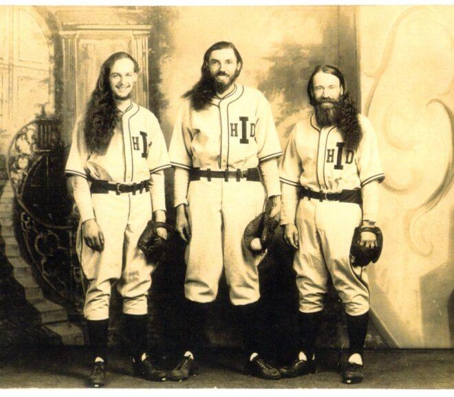 Baseball's Bearded Boys: Remembering the House of David Baseball Team of Benton Harbor