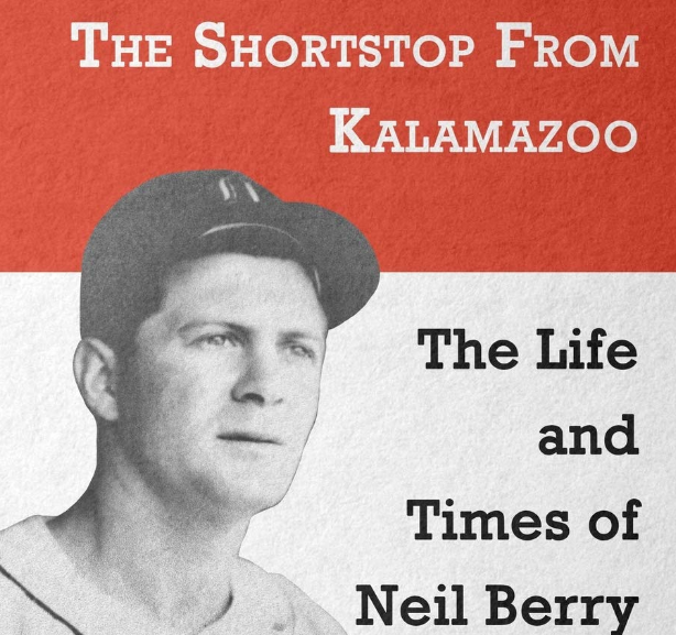 Baseball Books-On-Deck from the Kalamazoo Public Library