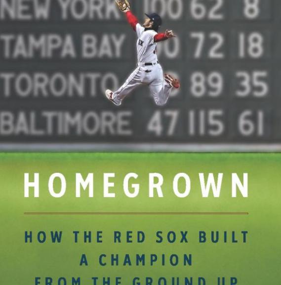 Book Club: Homegrown by Alex Speier